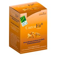 Curcufit - 30 cápsulas 100%Natural - 1