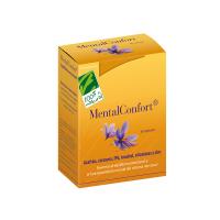 Mentalconfort de 30 cápsulas de la marca 100%Natural (Anti-Estrés)