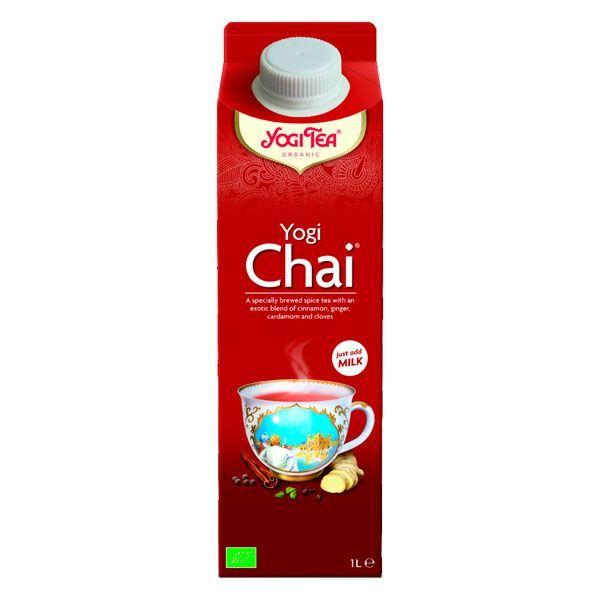 Yogi Chai de 1 l de Yogi Organic (Infusiones y tisanas)