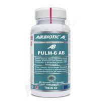Pulm-6 AB envase de 60 cápsulas del fabricante Airbiotic AB (Sistema Inmunológico)