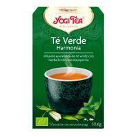 Té Verde Armonía de 17 bolsitas del fabricante Yogi Organic (Infusiones y tisanas)