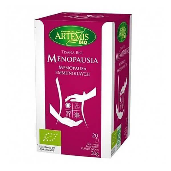 Menopausia Eco de 20 sobres del fabricante Artemis BIO (Infusiones y tisanas)