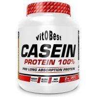 Casein Protein 100% de 907g de VitoBest (Proteínas Secuenciales y Caseinas)