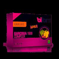 Garcinia 1500 Complex envase de 42 cápsulas del fabricante Biform (Otros Quemadores)