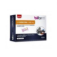 L-Carnitina 2000MG de 14 viales de Biform (Otros Quemadores)