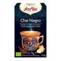 Té Chai Negro envase de 17 bolsitas de Yogi Organic (Infusiones y tisanas)