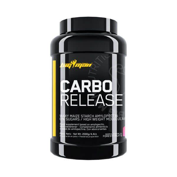 Carbo Release de 2kg de BigMan (Amilopectina)