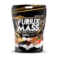 Furiux Mass envase de 6.8 kg de BigMan (Ganadores de Peso con proteína)
