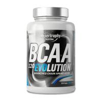 BCAA Evolution envase de 120 cápsulas de Hypertrophy (BCAA's)