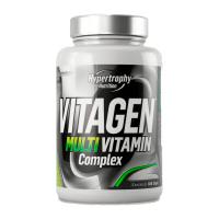 Vitagen multivitamínico de 100 cápsulas de Hypertrophy (Complejos Multivitaminicos)