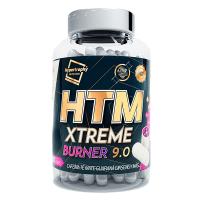 HTM Xtreme Burner 0.9 de 100 cápsulas de la marca Hypertrophy (Termogénicos)