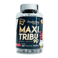 Maxi Tribu 90% de 120 cápsulas de la marca Hypertrophy (Tribulus)