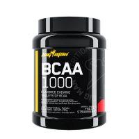 BCAA 1000 envase de 250 tabletas masticables de BigMan (BCAA Ramificados)