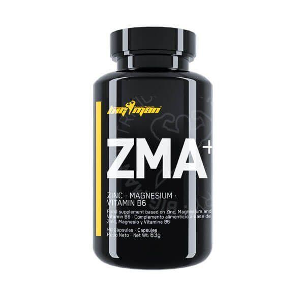 ZMA de 90 cápsulas de BigMan (Minerales)