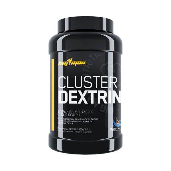 Cluster Dextrin de 1 kg de BigMan (Ciclodextrina)