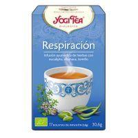 Yogi Tea Respiración de 17 bolsitas del fabricante Yogi Organic (Infusiones y tisanas)