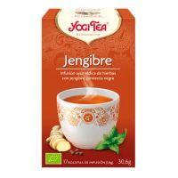 Yogi Tea Jengibre de 17 bolsitas del fabricante Yogi Organic (Infusiones y tisanas)