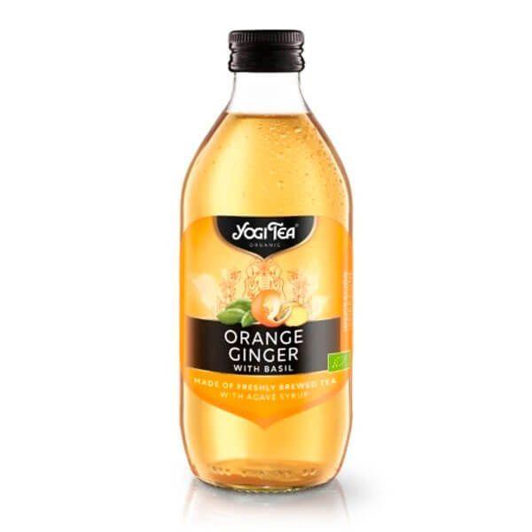 Yogi Tea Naranja Jengibre con Albahaca de 330ml del fabricante Yogi Organic (Infusiones y tisanas)