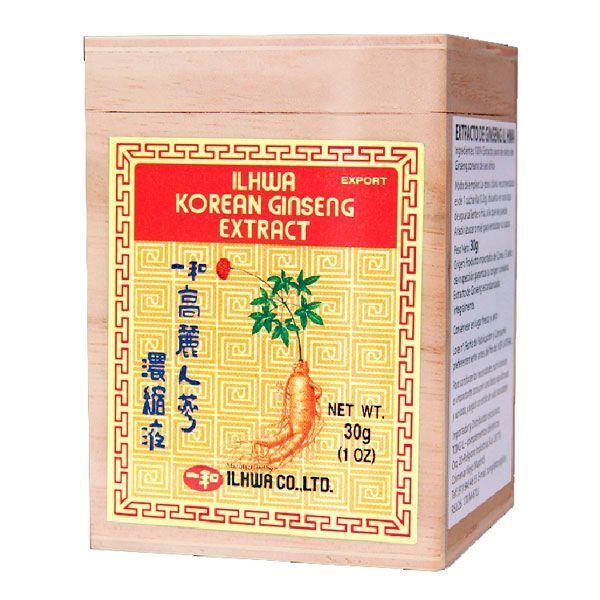 Extracto Puro de Ginseng Coreano de 30g de la marca Tongil (Infusiones y tisanas)