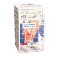 NutriOrgans Articulaciones de 60 cápsulas de Tongil (Formulas Mejoras Articulares)