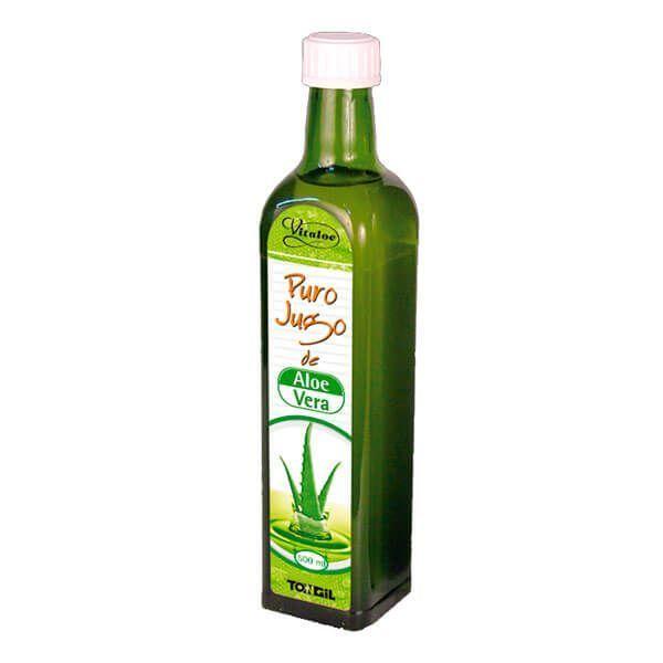 Vitaloe Puro Jugo de Aloe Vera de 500ml del fabricante Tongil (Digestivos)