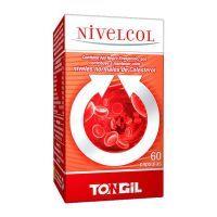 Nivelcol envase de 60 cápsulas de Tongil (Colesterol)