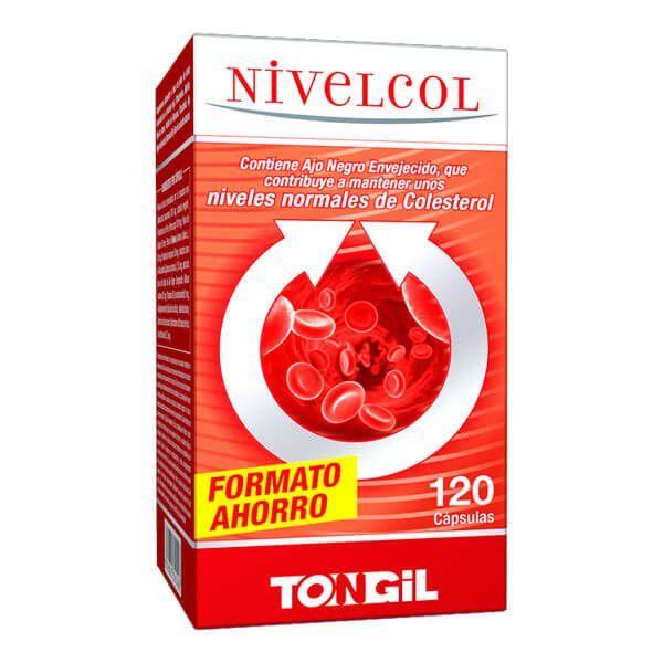 Nivelcol - 120 capsules Tongil - 1