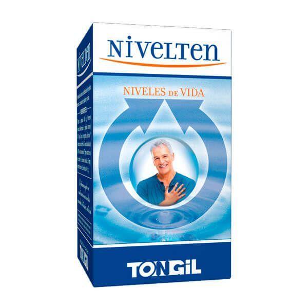 Nivelten de 40 cápsulas del fabricante Tongil (Sistema Circulatorio)