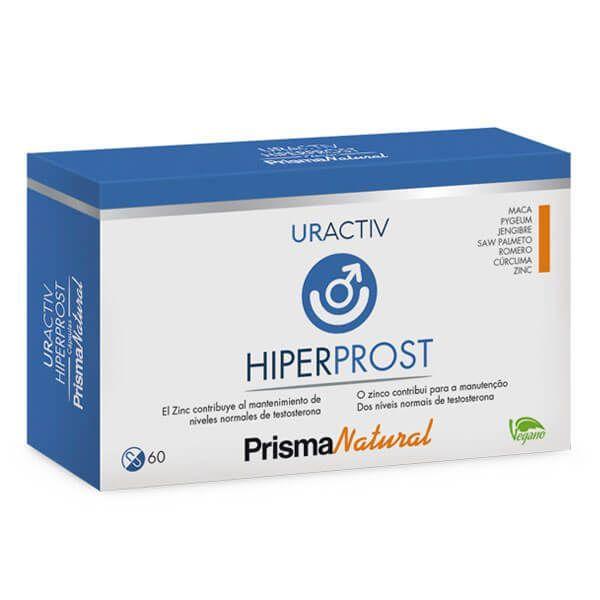Hiperprost de 60 cápsulas del fabricante Prisma Natural (Prostata)
