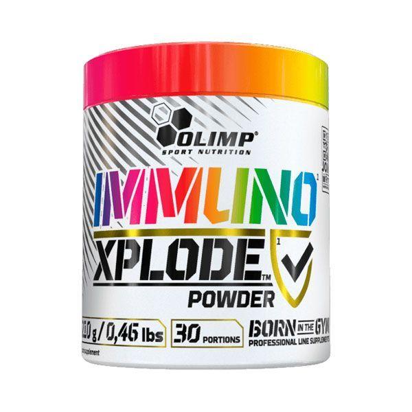 Immuno Xplode Powder de 210g del fabricante Olimp Sport (Sistema Inmunológico)