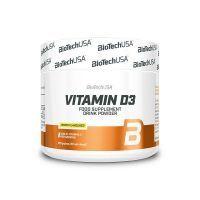 Vitamina D3 de 150g de Biotech USA