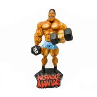 Workout Maniac Figure - Max Maniac