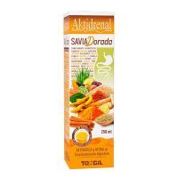 Aktidrenal Savia Dorada envase de 250ml de Tongil (Digestivos)
