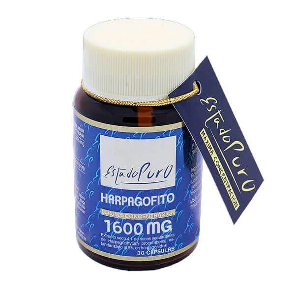 Estado Puro Harpagofito 1600mg envase de 30 cápsulas de Tongil (Sistema Inmunológico)