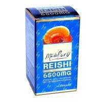 Estado Puro Reishi 6500mg envase de 60 cápsulas de la marca Tongil (Sistema Inmunológico)