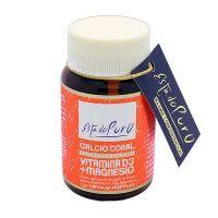 Estado Puro Calcio Coral con Vitamina D3 + Magnesio de 120 cápsulas del fabricante Tongil (Formulas Mejoras Articulares)