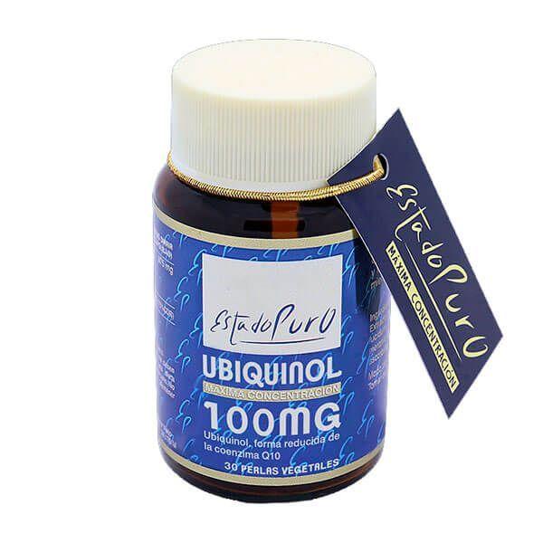 Estado Puro Ubiquinol 100mg de 30 softgels de la marca Tongil (Antioxidantes)