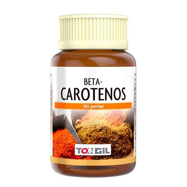 Beta-Carotenos de 90 softgels del fabricante Tongil (Vitaminas y Minerales)
