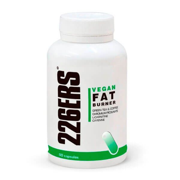 Vegan Fat Burner envase de 90 cápsulas de 226ERS (Quemadores)