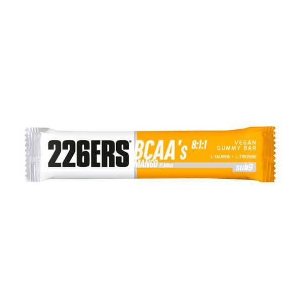 Vegan Gummy Bar de 30g del fabricante 226ERS (Barritas Energéticas)