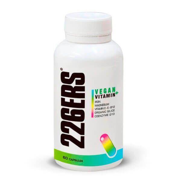 Vegan Vitamin+ - 60 cápsulas 226ERS - 1