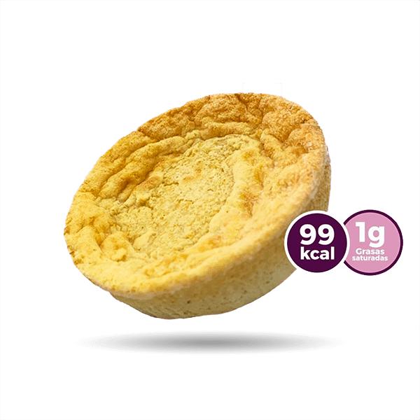 Quesada Tarta Fit envase de 120g de la marca Diet Premium (Dulces y galletas)