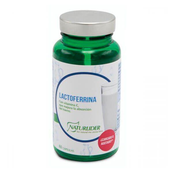 Lactoferrina de 60 cápsulas de NaturLíder (Sistema Circulatorio)
