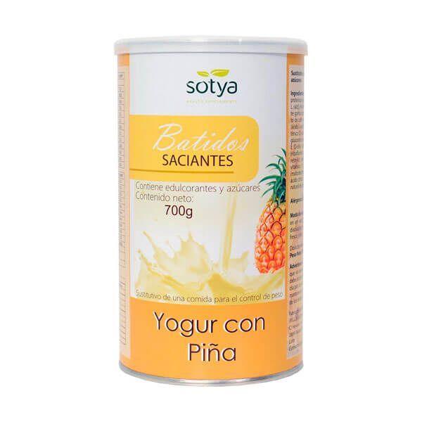 Batidos Saciantes de 700g de la marca Sotya Health Supplements (Sustitutos de comidas)