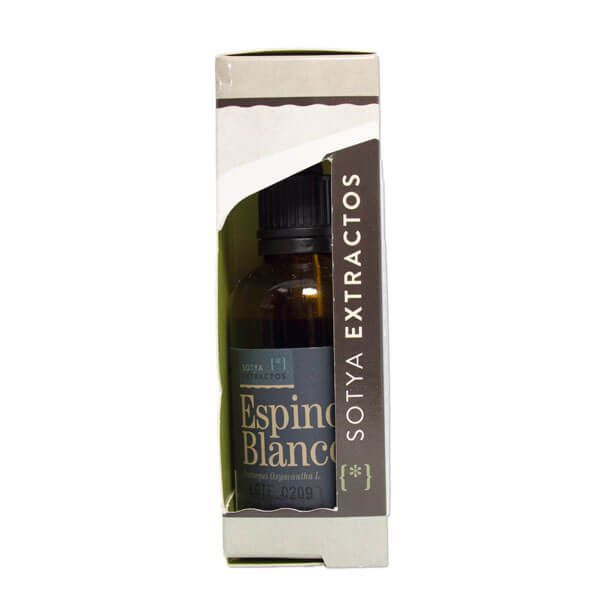 Espino Blanco de 50ml de Sotya Health Supplements (Sistema Circulatorio)