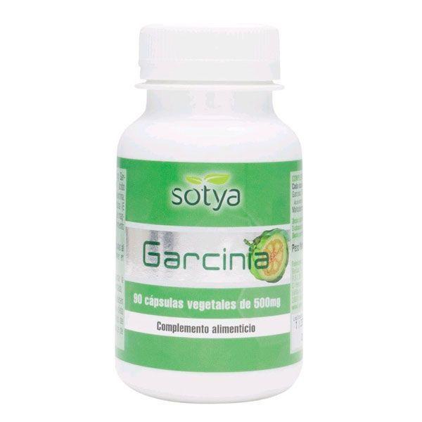 Garcinia de 90 cápsulas del fabricante Sotya Health Supplements (Inhibidores de Apetito)