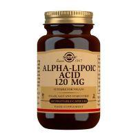 Ácido Alfa Lipoico 120mg - 60 Vcapsules Solgar - 1