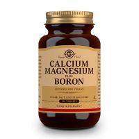 Calcium magnesium plus boron - 250 comprimidos Solgar - 1