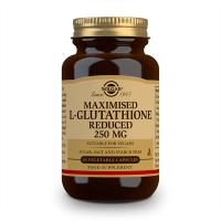 L-Glutatión Maximizado 250mg - 60 Cápsulas vegetales
