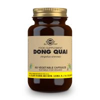 Dong Quai de 100 cápsulas vegetales de Solgar (Especial Mujer)